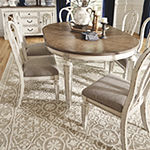 Signature Design by Ashley® Realyn 5-Piece Dining Set