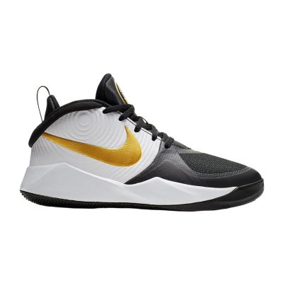 Nike Hustle D9 Boys Big Kids Sneakers Lace-up