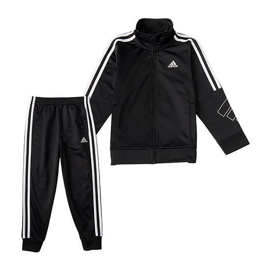 adidas Baby Girls 2-pc. Pant Set