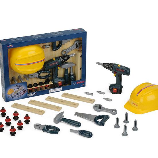 Theo Klein 36 Pc Toy Tool Set