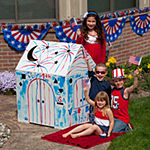 Crafty Cottage Cardboard Playhouse