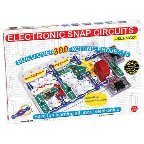 Snap Circuits SC-300 Science Toy