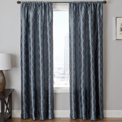 Cesena Rod-Pocket Curtain Panel