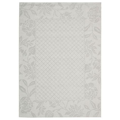 Nourison® Garden Tea Wool Rectangular Rug