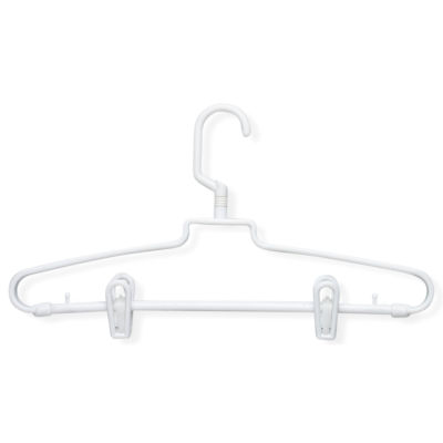 72-Pack Hotel-Style Hangers + Clips