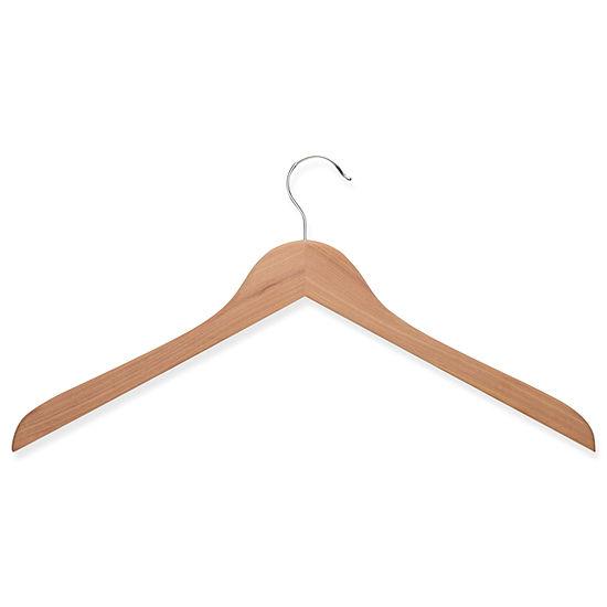 Honey-Can-Do® 5-Pack Cedar Shirt Hangers