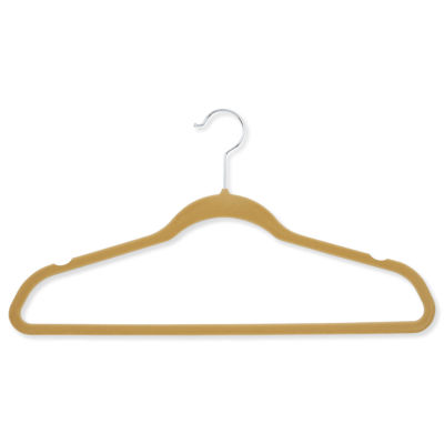 Honey-Can-Do® 50-Pack Velvet Touch Clothes Hangers