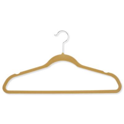 Honey-Can-Do® 50-Pack Velvet Touch Clothes Hangers