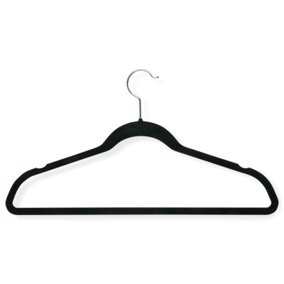 Honey-Can-Do® 50-Pack Velvet Touch Suit Hangers