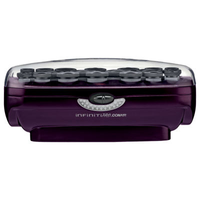 Infiniti PRO by Conair® Instant Heat Ceramic Flocked Rollers