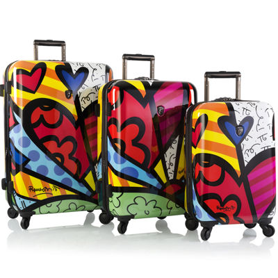 Heys® Britto A New Day 3-pc. Hardside Spinner Luggage Set