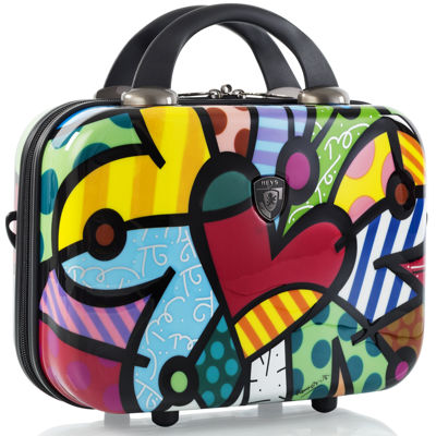 Heys® Britto Butterfly Love Day Beauty Case