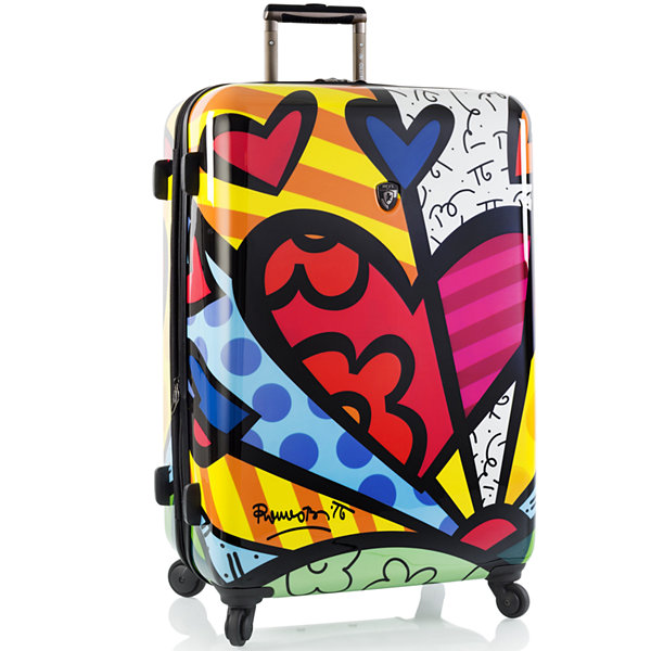 "Heys® Britto A New Day 30"" Hardside Spinner Upright Luggage"