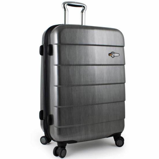"Heys® Cronos Elite 26"" Hardside Spinner Upright Luggage"