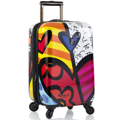 "Heys® Britto A New Day 21"" Hardside Carry-On Spinner Upright Luggage"