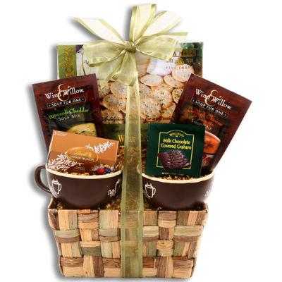Alder Creek Soup for Two Gift Basket