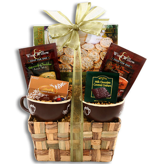 Alder Creek Soup for Two Gift Basket