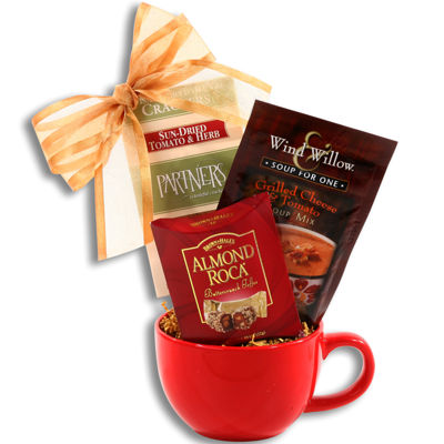 Alder Creek Christmas Cup of Warmth Holiday Mug Gift Set