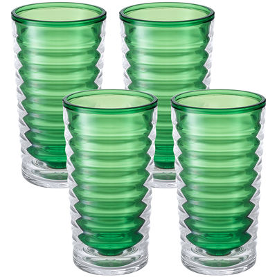 Tervis® 16-oz. Mint Spring Set of 4 Insulated Tumblers