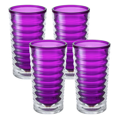 Tervis® 16-oz. Plum Twist Set of 4 Insulated Tumblers