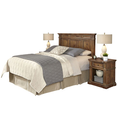 Sherman Headboard and 2 Nightstands