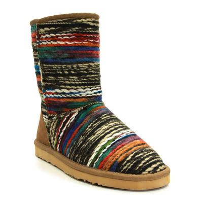 Lamo Womens Juarez Boot Winter Boots Pull-on
