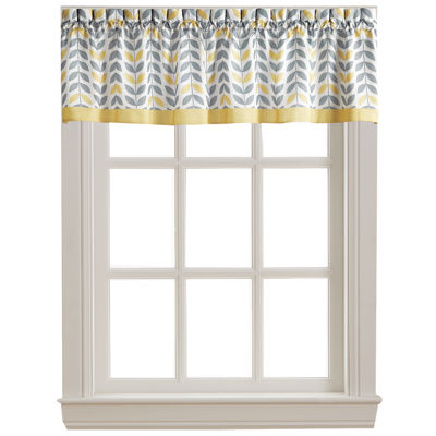 Savannah Rod-Pocket Valance