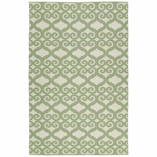 Kaleen Brisa Scroll Positive Rectangular Rugs