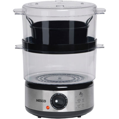 Nesco® 5-qt. Steamer with Rice Bowl
