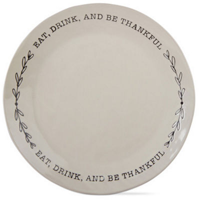 Tag Thanksgiving Celebration Be Thankful Serving Platter