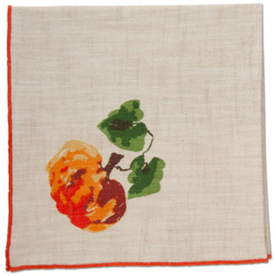Tag Farmhouse Pumpkin 4-pc. Napkins