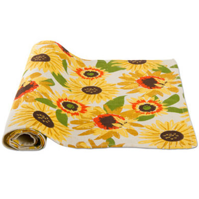 Tag Hello Sunshine Sunflower Table Runner