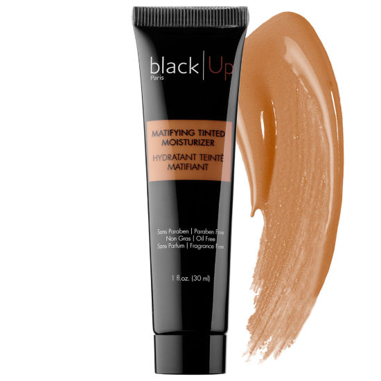 Black Up Matifying Tinted Moisturizer