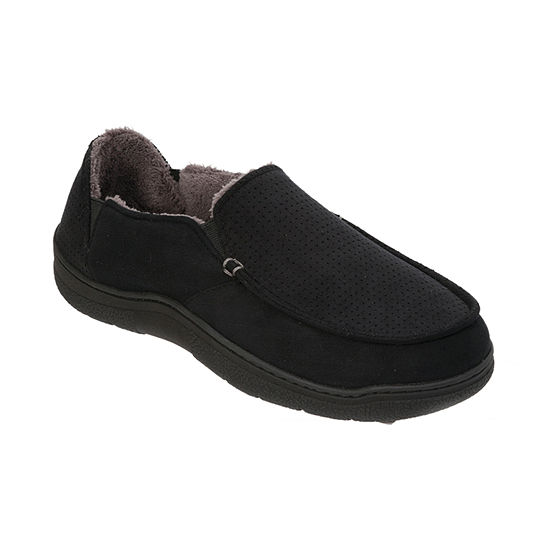 Dearfoams® Perforated Moccasin Slipper