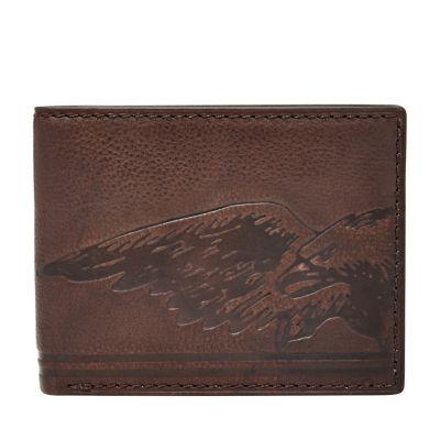 Relic® Tyler Leather Traveler Wallet