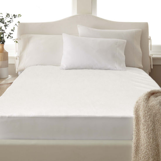 Pacific Coast Textiles Ultra Thin Waterproof Mattress Protector