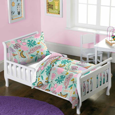 Dream Factory Toddler Pin It  Comforter And Sham Set