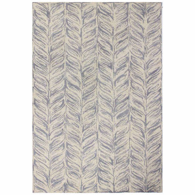 Duncan 100% Wool Hand Tufted Area Rug