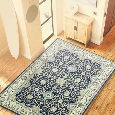 Angelina Polypropylene Machine Made Area Rug