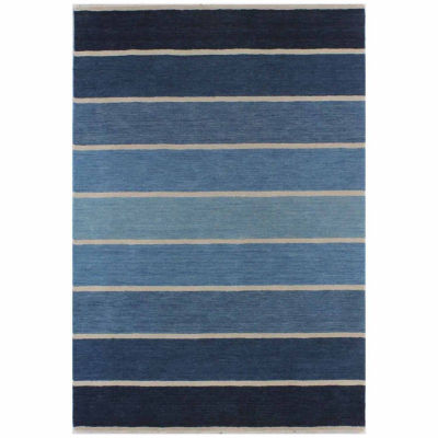Pasadena 100% Wool Hand Loomed Area Rug