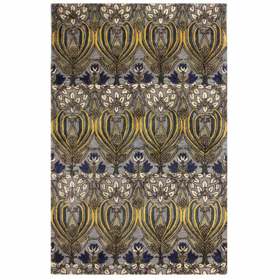 Armonk 100% Wool Hand Tufted Area Rug