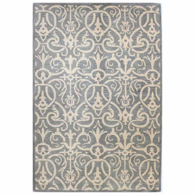 Granville 100% Wool Hand Tufted Area Rug