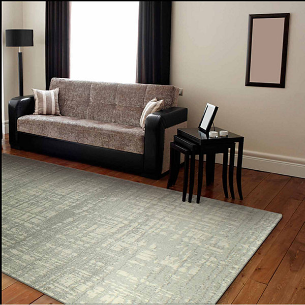 Ashanti Polypropylene Machine Made Area Rug