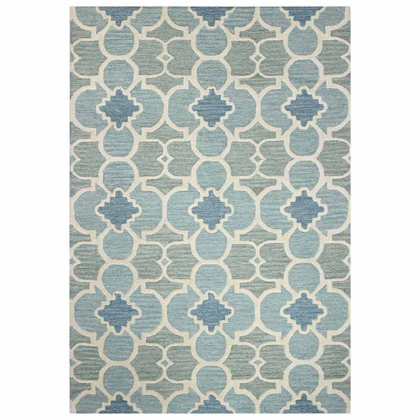 Dalton 100% Wool Hand Tufted Area Rug