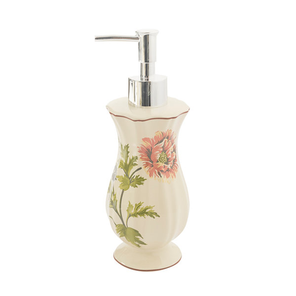 Croscill Classics Daphne Soap Dispenser