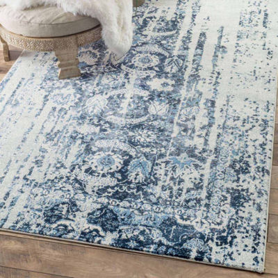 nuLoom Distressed Ernestina Flourish Rug