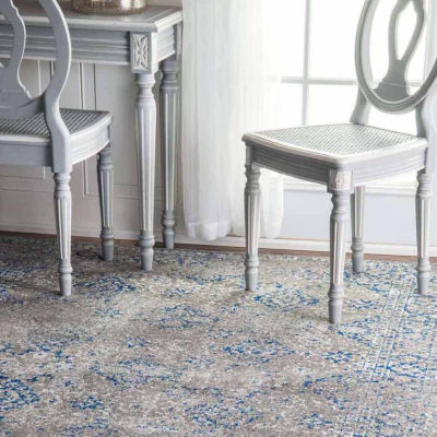 nuLoom Distressed Mabelle Rug