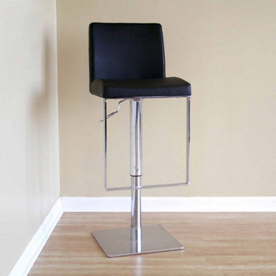 Baxton Studio Eglamour Bar Stool