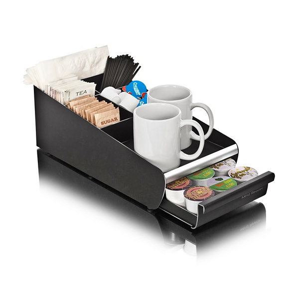 Mind Reader Coffee Condiment Organizer and K-Cup® Drawer