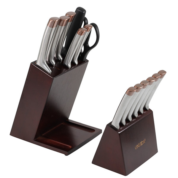 Oneida 14-pc. Knife Block Set